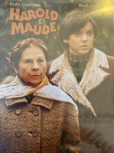 Harold And Maude Rare Cult favourite. Brand New Italian DVD  English soundtrack