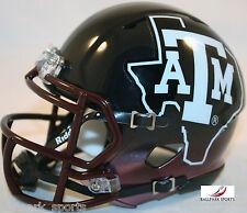 TEXAS A&M AGGIES (2012 HYDRO SPECIAL) Riddell Speed Mini Helmet