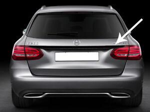 Mercedes S205 C Class Estate Wagon Kombi Boot Trunk Trim Night Edition Black