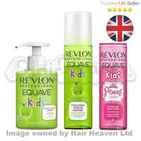 Revlon Equave Kids Shampoo & Conditioner