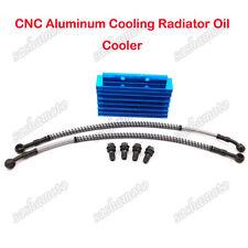 Blue Cooling Radiator Oil Cooler For 125cc 140cc 150cc CRF50 SSR Pit Dirt Bike