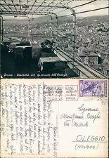 GENOVA - PANORAMA DAL GRATTACIELO DELL'OROLOGIO            (rif.fg.7979)