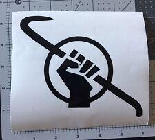 "Vinyl Decal Sticker - Half Life Freedom Symbol Car Truck Bumper Window Fun 6"""