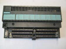 Siemens SPS S7 komplett mit Terminalblock 24/8 193-0CB10-0XA0 / 133-0BN01-0XB0