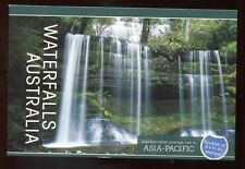 Australia - 2008 - $11.95 Prestige Booklet - Waterfalls - Asia-Pacific