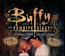 Buffy The Vampire Slayer Angels Curse (Unlimited) Factory Sealed Box 36 Packs