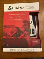 Cobra RAD-350 Radar Detector New