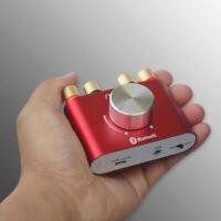 TPA3116 Hifi Stereo Mini Bluetooth Power Amplifier 2.0 Channel AMP 50W + 50W