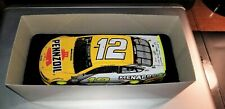 2018 Ryan Blaney #12 Pennzoil, 1/24 ELITE, NEW!