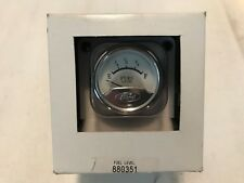 """Auto Meter Ford Masterpiece 2-1/16"""" Electric Fuel Level Gauge 240-33 Ω"""