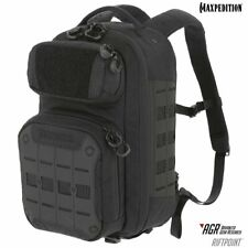 Maxpedition RPTBLK RIFTPOINT CCW-Enabled Backpack Black