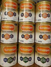 9 cans of Enfamil Nutramigen 12.6 oz each