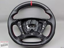 Mercedes BLACK SERIES CLK63 SL55 CLS55 G55 CARBON Perforated SmallSteering WHEEL