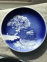 Desiree Denmark Hans Christian Anderson Collector plate 1978