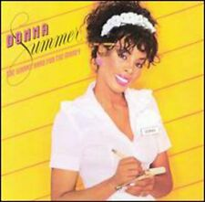 Donna Summer - She Works Hard for the Money [New CD] Manufactured On Demand