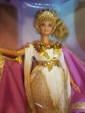 1995 Grecian Goddess Barbie Doll from Great Eras Collection Gem Box