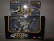 2003 corgi top gun f-16 fighting falcon planes