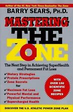 Mastering the Zone - by Barry Sears (1997 Hardcover with Dust Jacket)