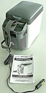 Vector VEC222 Mini Console Cooler & Warmer Car Travel Cigarette Lighter MANUAL