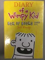 Diary of a Wimpy Kid: Dog Days / the Ugly Truth / Cabin Fever Box Set  Books 4-6