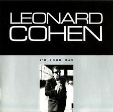 Leonard Cohen CD I'm Your Man - Europe (EX/EX)