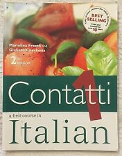 Conttati 2nd Edition A first course in Italian