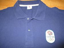 TEAM GB GREAT BRITIAN - OLYMPICS 2-Button (LG) Shirt