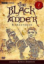 BBC VIDEO // The Black Adder -  (NEW REGION 1 DVD!)  Rowan Atkinson, 194 minutes