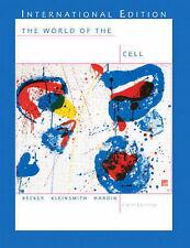 Mondo della cella: con principi di biochimica e chimica e Essentials