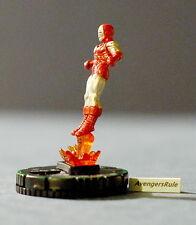 Marvel Heroclix Invincible Iron Man 001b Silver Centurion Prime