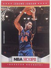 Jerome Jordan Center Houston Rockets 2011-2012 Panini #267 Original Single 9