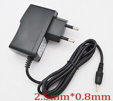 """AC Power Adapter Charger 5V 2A Supply DC 2.5mm EU for Android 7"""" 10"""" Tablet PC"""