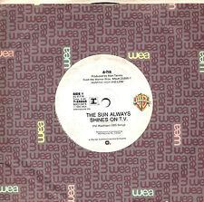 "A-HA - THE SUN ALWAYS SHINES ON T.V. - 7"" 45 VINYL RECORD 1985"