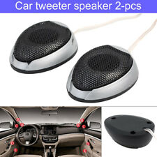2x Car Audio Systems 1000W Super Power Loud Dome Tweeter 4Ω Speakers Subwoofers