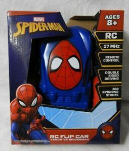 (MARVEL SPIDER-MAN) BRC FLIP CAR (VENOM VS SPIDERMAN) NEW!!