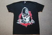 GALLOWS MET SKULL GREY BRITAIN TOUR 09 T SHIRT NEW OFFICIAL RARE ORCHESTRA