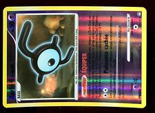 Pokemon mysterious treasures holo inv # 65/123 zarbi e