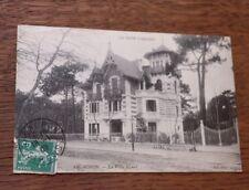 CPA Arcachon Villa Sigurd Gironde La cote D'argent