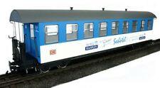 Train Line45 Personenwagen Wangerooge Hotel Hanken, 3330703, 9 Fenster, Spur G