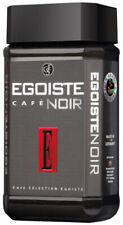 Premium Coffee Instant Egoiste Cafe Noir 100g Arabica 100% Gourmet Germany