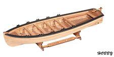 F0310 Boat Wooden Kit wood ship 1/72 model falkonet woodenkit ten-oared