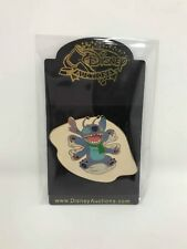 Disney Auctions Stitch Christmas Holiday Snow Angel LE 100 Pin Lilo