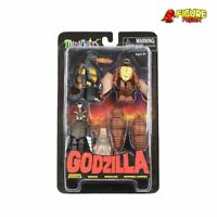 Godzilla Minimates Series 3 Box Set
