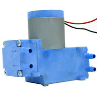 Parker DC 12V Brushless Vacuum Pump Mini Air Pump Double Head Diaphragm Pump DIY