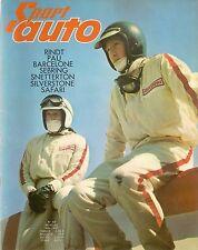 SPORT AUTO 64 1967 ALPINE A110 1500 CG 1000 GP PAU F2 F3 ESSAIS LE MANS INDY 500