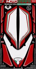 Motografix DUCATI 1299/959 Panigale Red/White/Green Front Fairing Number Board