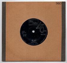 (T287) Mary Wells, My Guy - 1964 - 7 inch vinyl