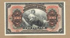 RUSSIA-EAST SIBERIA: 100 Rubles Banknote,(UNC),P-S1249, 1918,No Reserve!