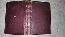 Foljambe Family Bible 1858 Unique History Hayday fine Binding