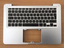 """Genuine Topcase Tastiera Poggiapolsi per Apple Macbook 13"""" A1278 2009 Pro 2010 07"""
